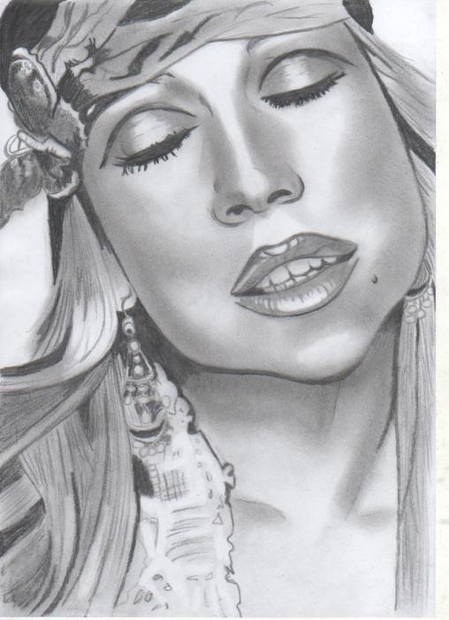 Mariah Carey by fabdulogie